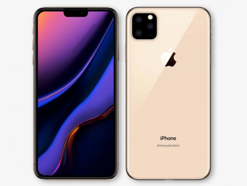 Konsep Keren iPhone 11 dengan Touch ID di Layar