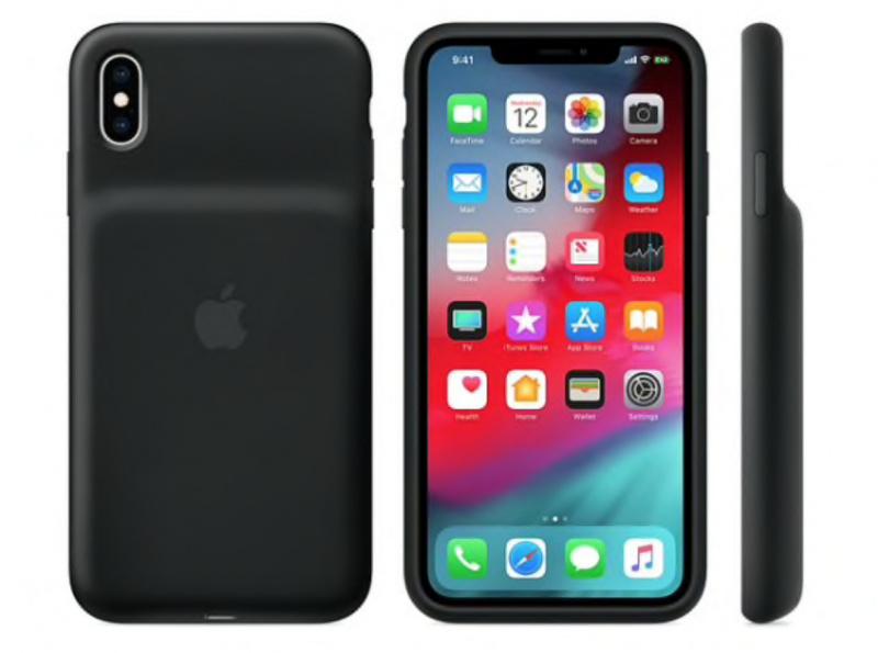 Apple Rilis Smart Battery Case iPhone XS, iPhone XS Max, dan iPhone XR