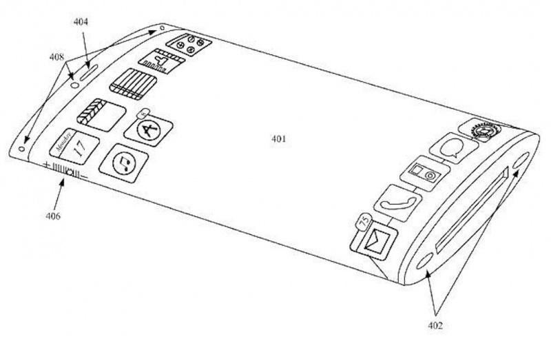 Rumor: Inikah iPhone Layar Lipat Pertama dari Apple?