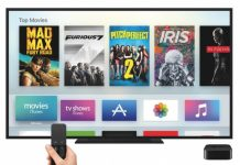 Apple Rilis tvOS 12.1.2 ke Apple TV Generasi ke-4 dan 5