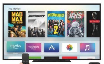 Apple Rilis tvOS 12.1.2 ke Apple TV Generasi ke-4 dan 5