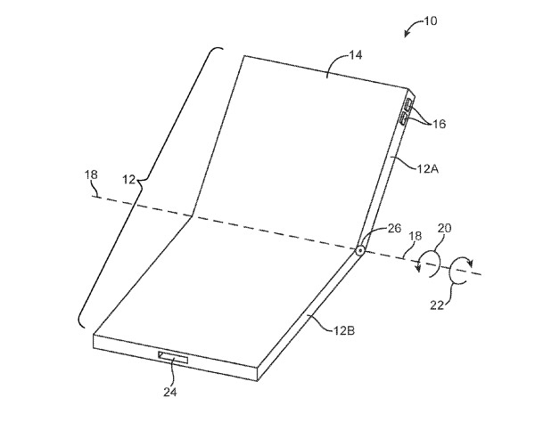 Apple Revisi Paten Layar Lipat untuk Foldable iPhone, Ada Apa?