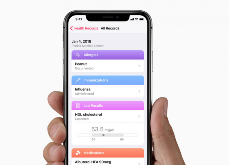 Apple Health Record Segera Hadir untuk Veteran Amerika Serikat