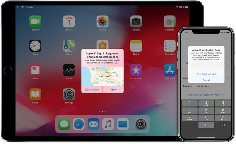 Apple Berikan Penjelasan Two Factor Authentication untuk Developer