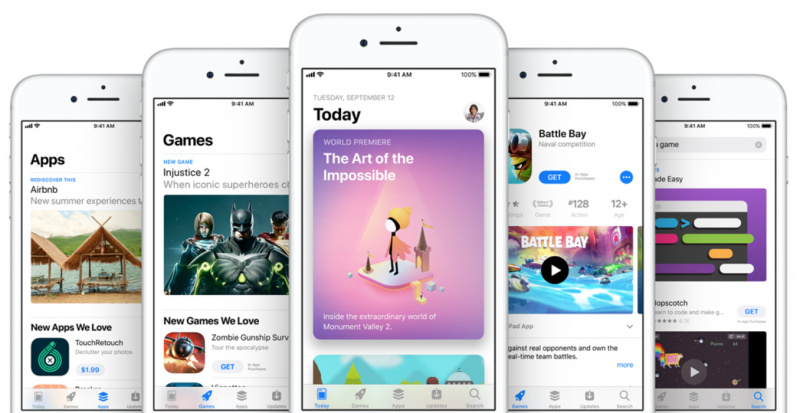 iOS 11 Tak Bisa Akses App Store, iTunes Store, dan Apple Music