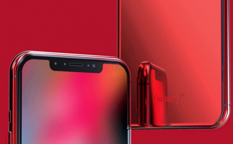 Apple Segera Rilis iPhone XS dan iPhone XS Max Merah