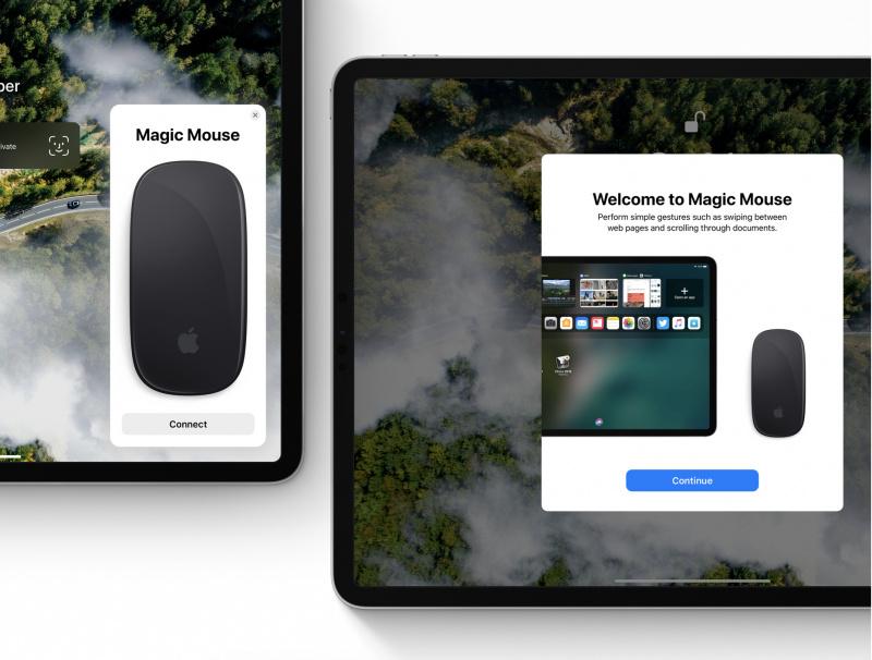 iOS 14 Siap Bawa Dukungan Kursor Mouse Baru?