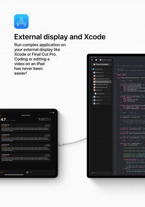 (Konsep iOS 13) Dark Mode, Multitasking, hingga Support Mouse di iPad