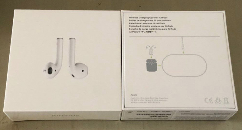 AirPower Muncul di Kemasan AirPods Wireless Charging Case