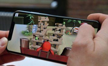 Angry Birds Augmented Reality Eksklusif di iOS Saat Pertama Kali Dirilis