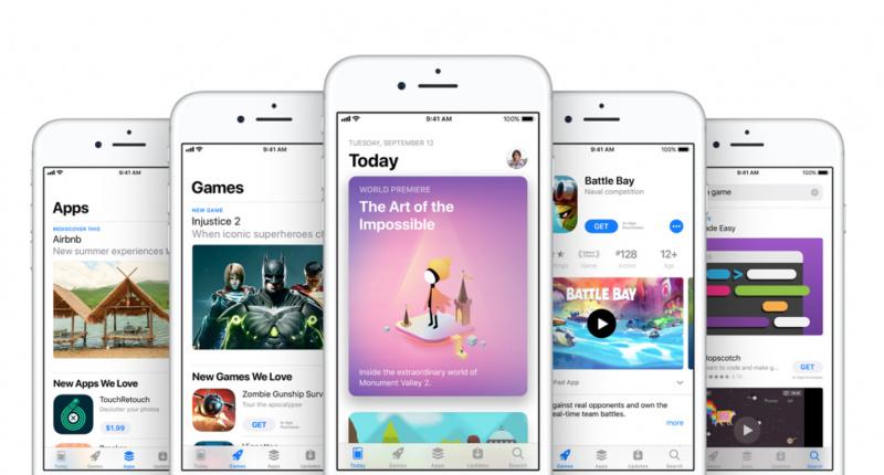 Aplikasi di App Store Wajib Pakai iOS 12.1 SDK Mulai 27 Maret 2019