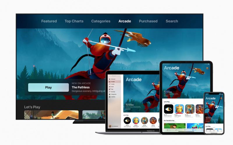 Apple Rilis Apple Arcade, Layanan Berlangganan Games Terbaik
