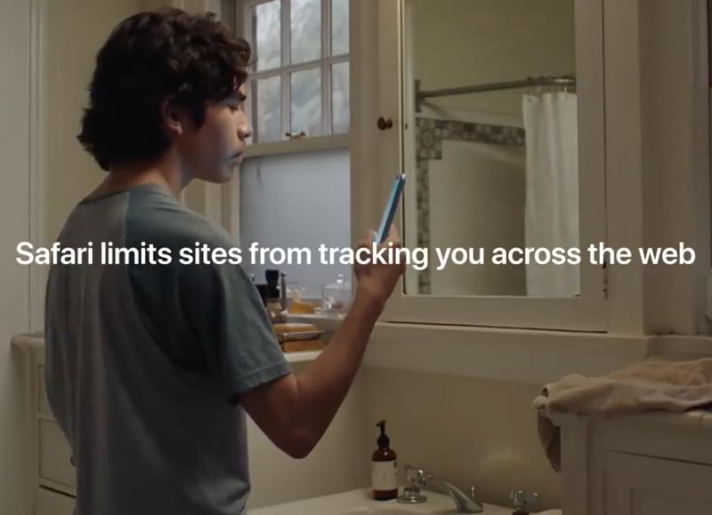 Apple Rilis Iklan Baru Tentang Privasi di Safari for iOS