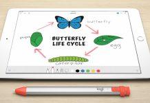 iOS 12.2 Bikin iPad Pro 2018 Support Logitech Crayon