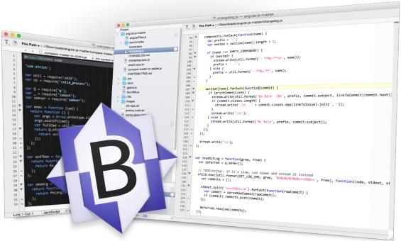 Software BBEdit Resmi Kembali ke Mac App Store