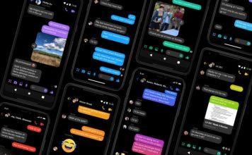 Facebook Messenger for iOS Resmi Kebagian Fitur Dark Mode