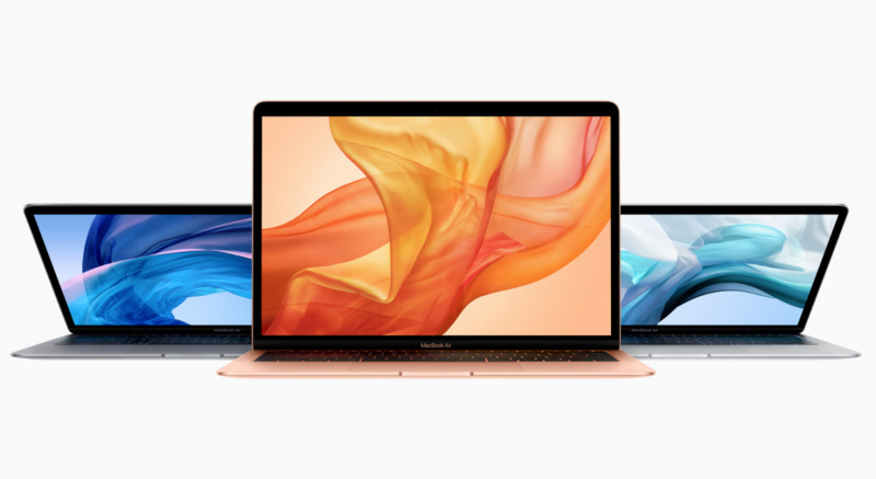 macOS 10.14.4 Bikin Layar MacBook Air 2018 Makin Cerah