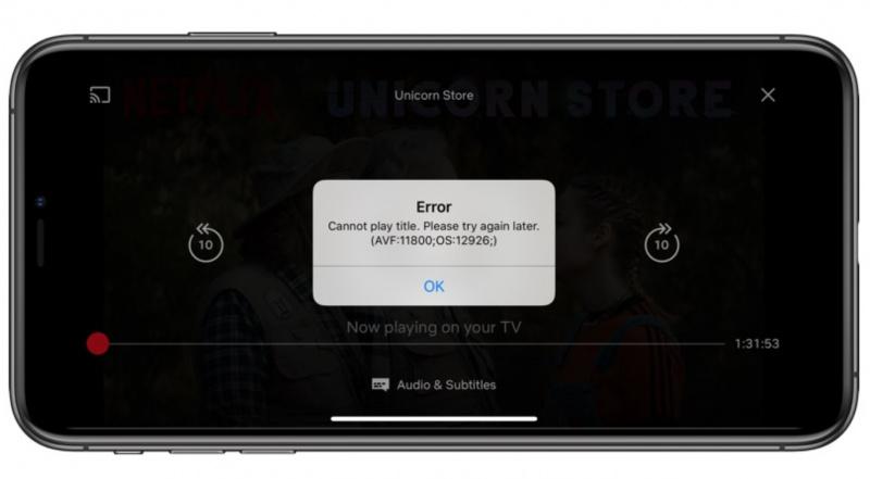 Fitur AirPlay Sudah Tak Bisa Digunakan Lagi di Netflix