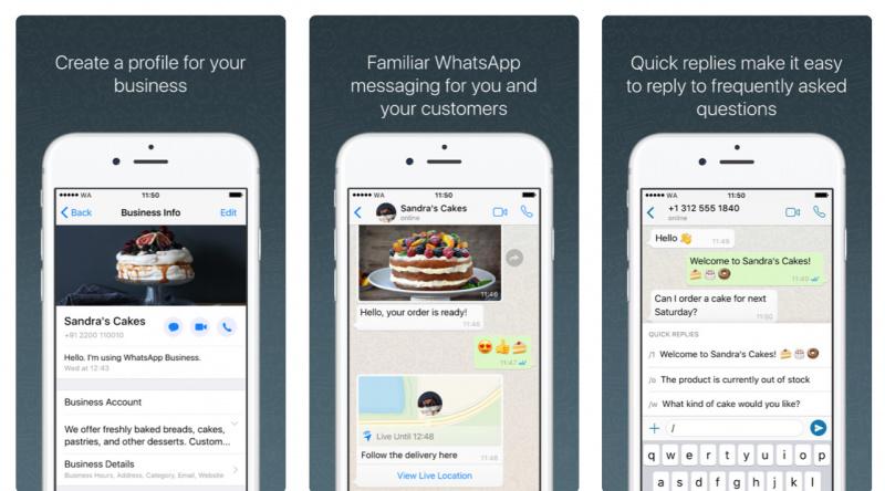 WhatsApp Business for iPhone Resmi Dirilis di Indonesia