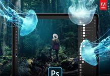 Photoshop for iPad Rilis Curves dan Sensitivitas Apple Pencil