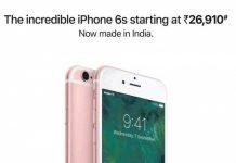 Apple Resmi Merilis iPhone 6s Baru Edisi Made in India
