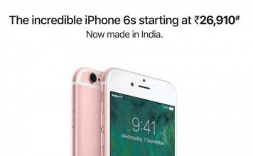 Apple Resmi Merilis iPhone 6s Baru Edisi Made in India