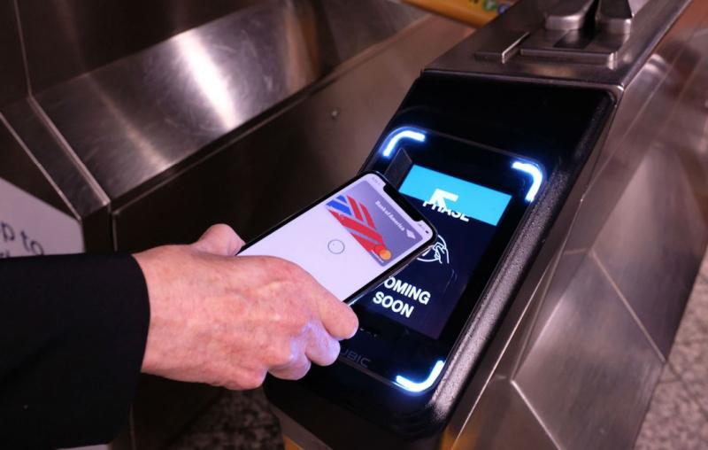 Apple Pay Kini Bisa Dipakai di Stasiun Subway New York