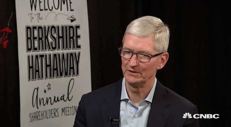 Tim Cook: Apple Berkomitmen Terus Jaga Privasi Pengguna