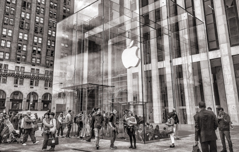 Miris, Apple Store Sekarang Sudah Tak Seperti Dulu Lagi