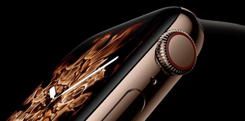 Apple Watch Series 4 Raih Penghargaan Display of The Year