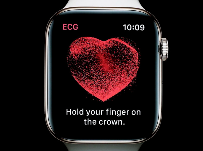 Apple Siap Aktifkan ECG di Jepang dan Brazil