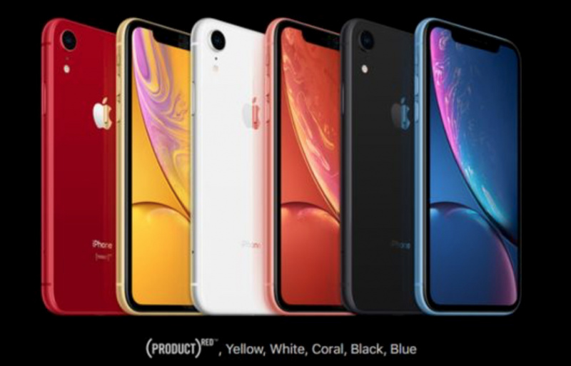Riset: iPhone XR Paling Laris Sepanjang Tahun 2019