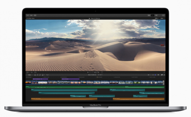 Apple Rilis MacBook Pro 2019, Dukung Prosesor 8-Core