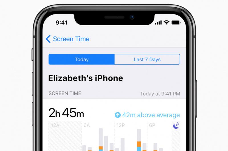 Apple Berjanji Akan Perluas Fitur Screen Time dan Parental Control