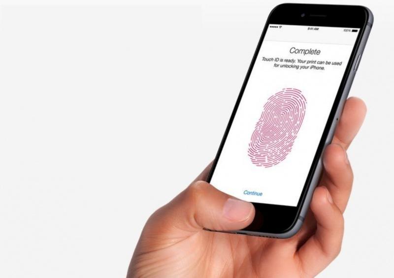 Apple Siapkan Full Screen Touch ID di iPhone Terbaru