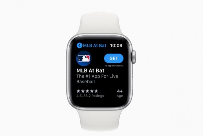 watchOS 6 Bawa App Store Sendiri Tanpa Bantuan iPhone