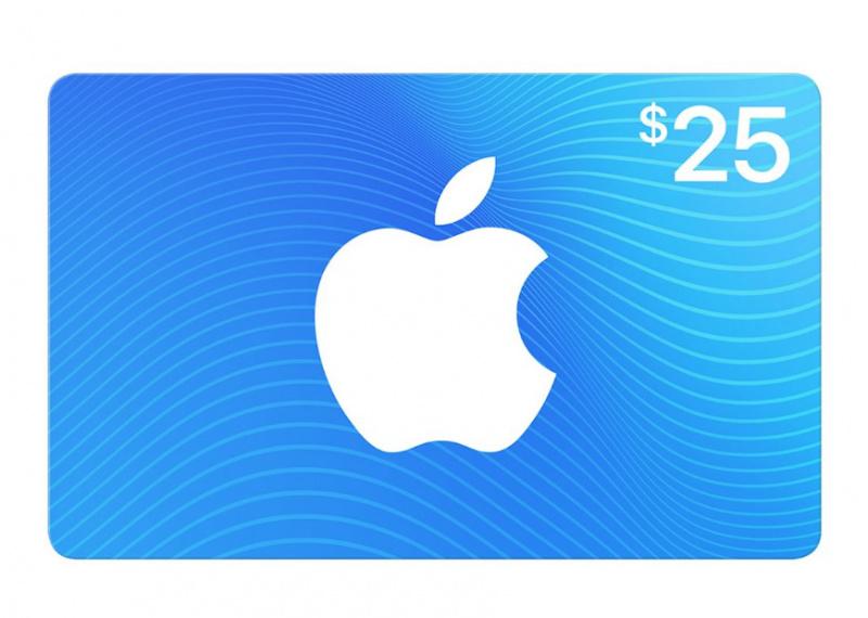 Apple Gift Card Tidak Bisa Buat Bayar Pajak