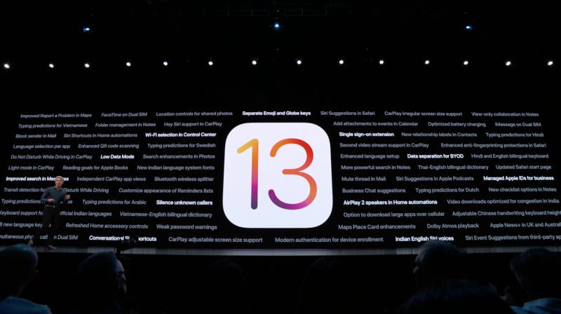 Apple Resmi Rilis iOS 13 Beta ke Para Pengembang