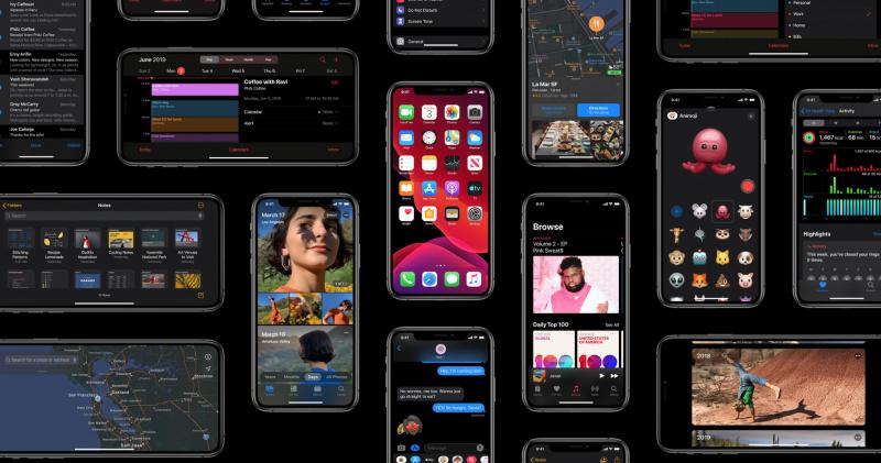 Cara Mengaktifkan Dark Mode di iOS 13 Pada iPhone