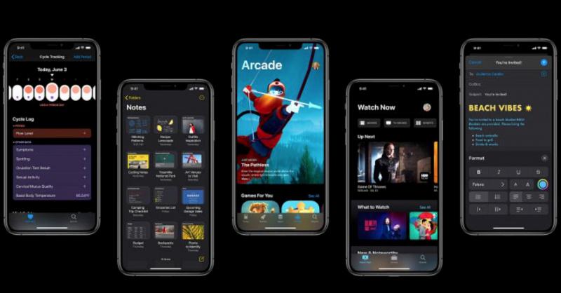 Inilah Daftar iPhone yang Dapat Update iOS 13