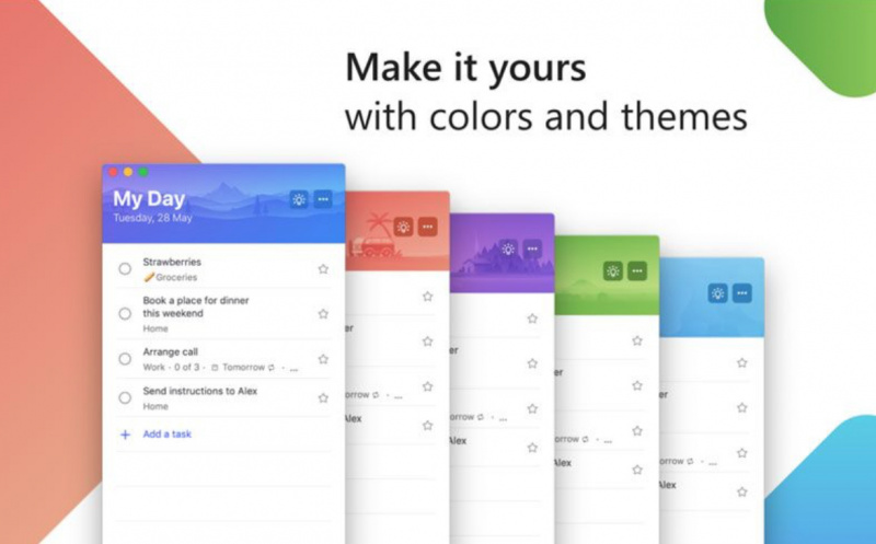 Microsoft To-Do Resmi Dirilis ke Mac App Store