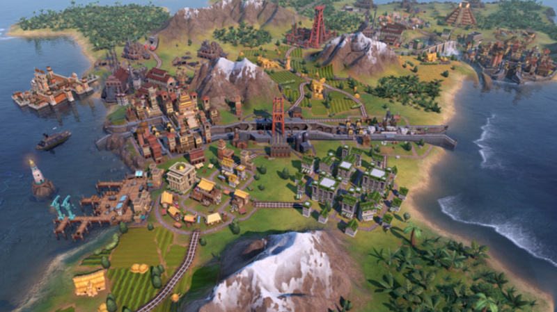 Game Civilization VI 'Rise and Fall' Resmi Dirilis di App Store