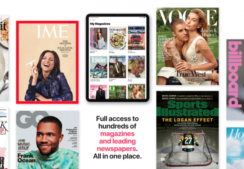 Pendapatan Para Penerbit di Apple News+ Masih Kecil
