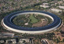 Ternyata Gedung Apple Park Bernilai Rp56 Triliun