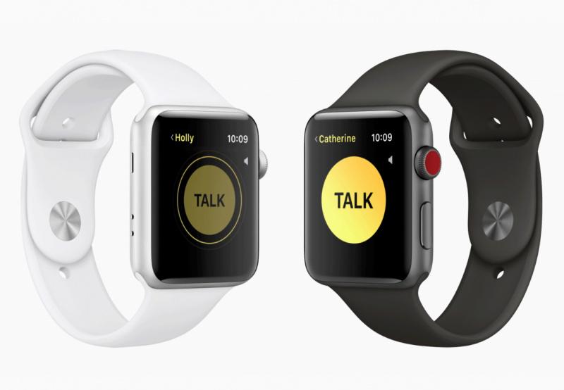 Apple Rilis watchOS 5.3 ke Publik, Perbaiki Bug Walkie Talkie