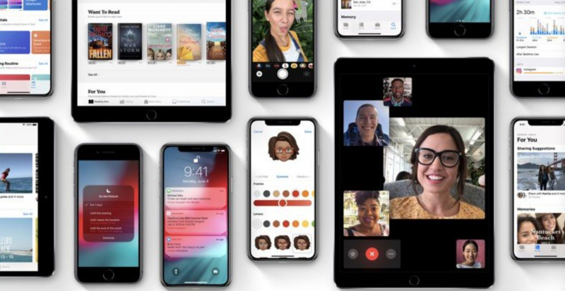 Apple Rilis Update iOS 12.4 Developer Beta 6