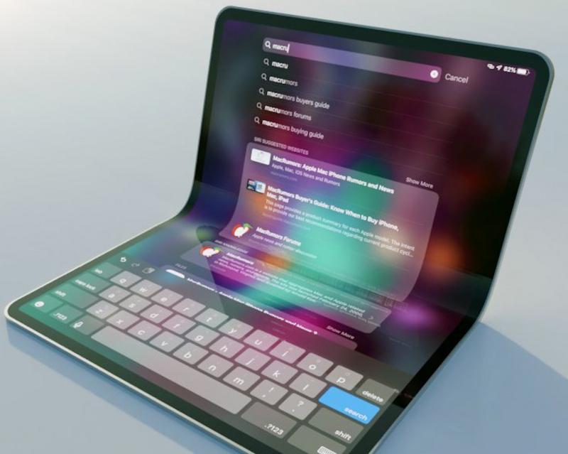 Apple Akan Rilis iPad Layar Lipat Pada Tahun 2020?