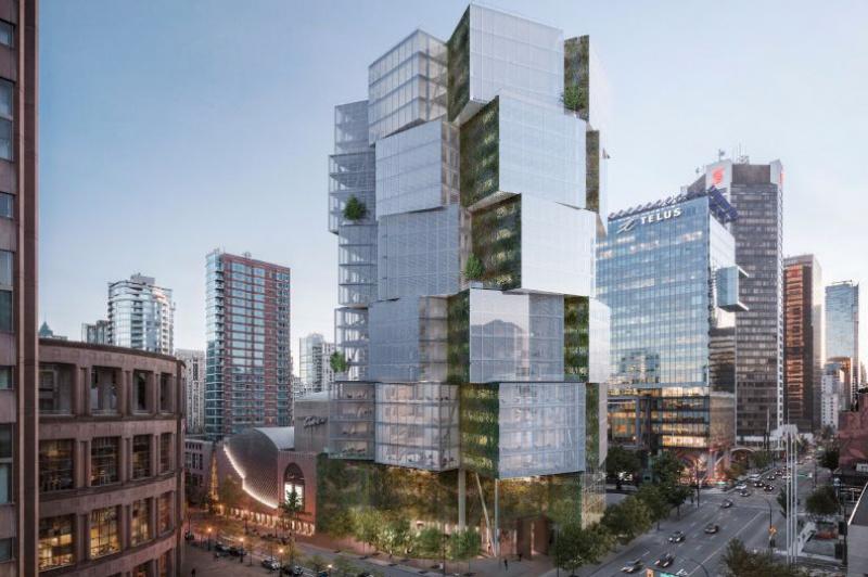 Apple Siapkan Kantor Baru yang Keren di Vancouver