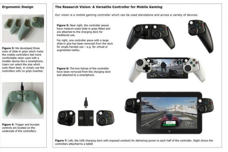 Microsoft Siapkan Mini Kontroler Xbox Buat iPhone dan iPad