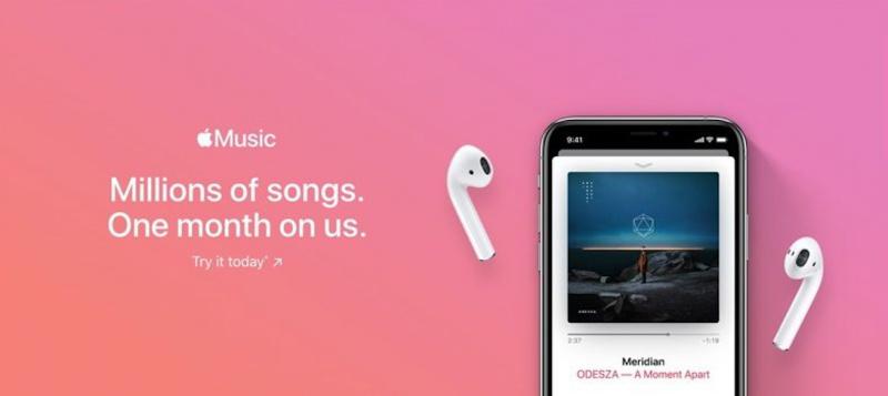 Trial Gratis Apple Music Akan Berubah Jadi 1 Bulan Saja